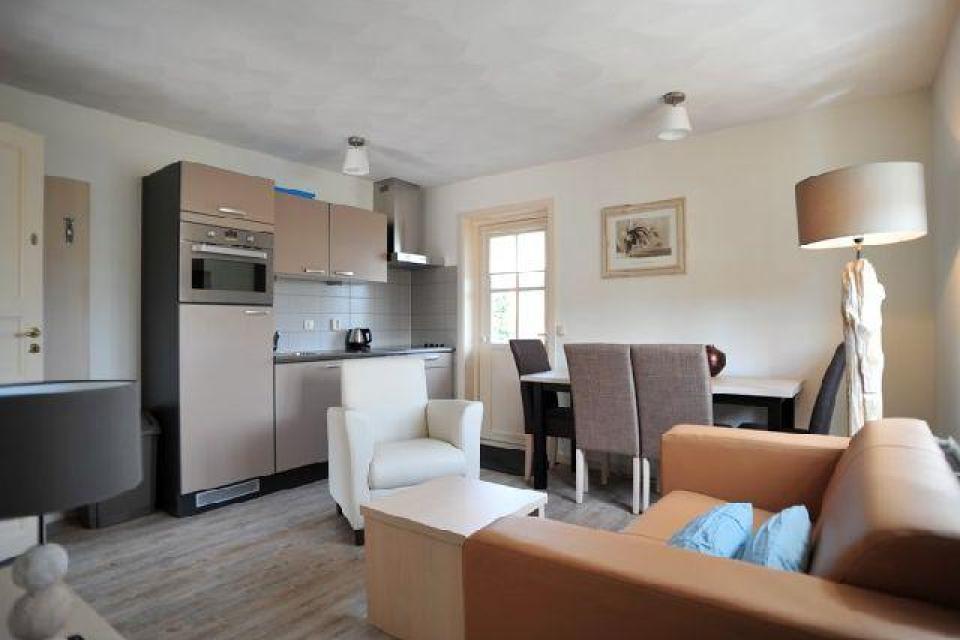 ferienwohnung natuurlijk 4 personen 60 m2. Black Bedroom Furniture Sets. Home Design Ideas